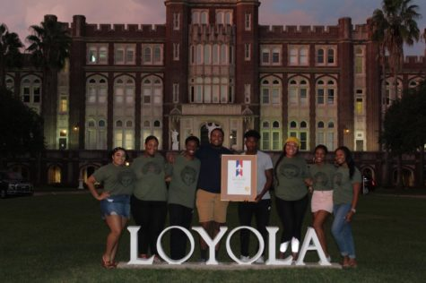 BSU celebrates 50 years at Loyola