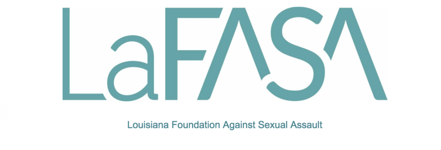 Logo+of+the+Louisiana+Foundation+Against+Sexual+Assault.+LaFASA+works+with+colleges+to+prevent+sexual+violence.+Courtesy+of+LaFASA.