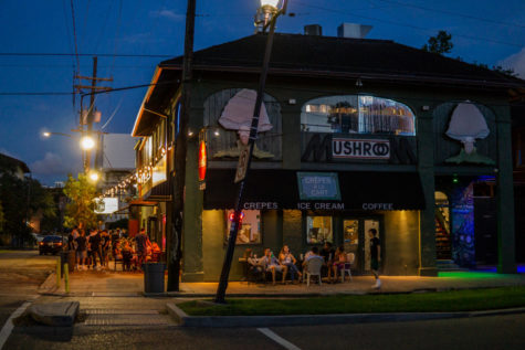 New Orleans nightlife under 21