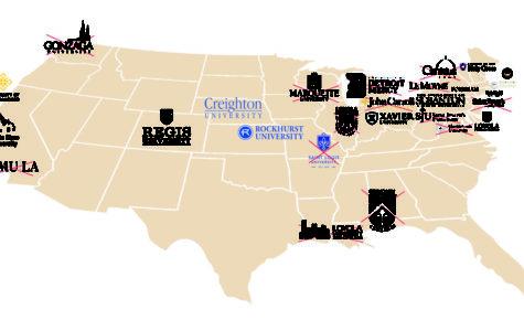 Jesuit universities slowly losing Jesuit presidents