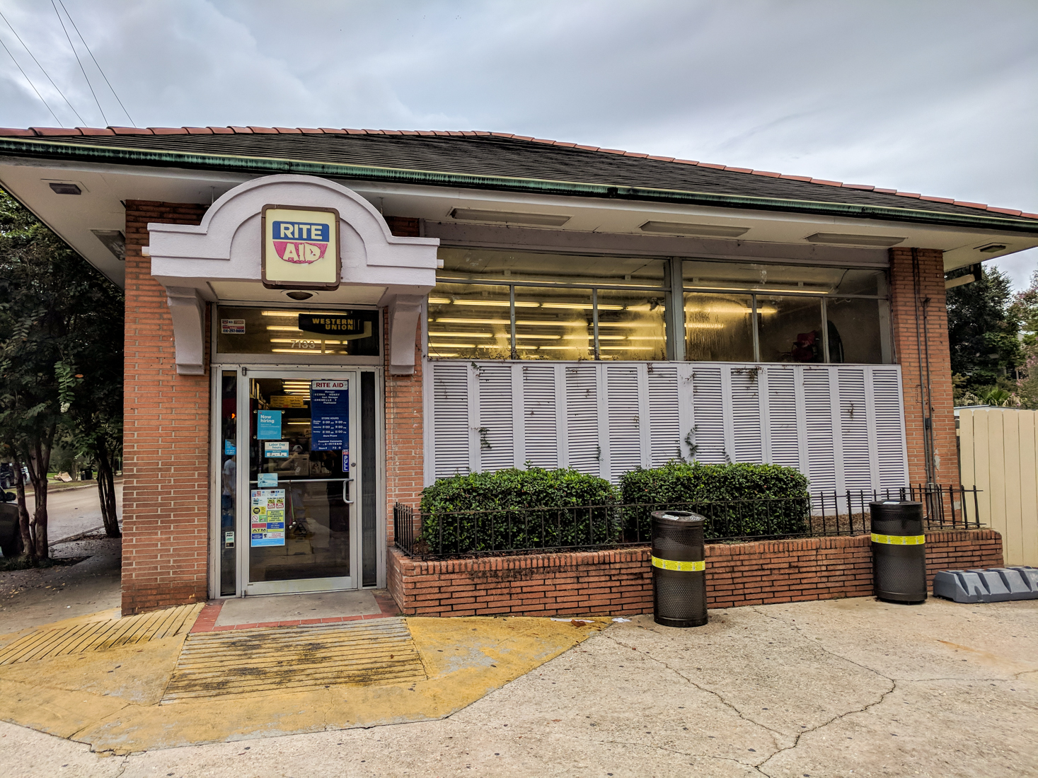 The Rite Aid store located at the intersection of Broadway Street and St. Charles Avenue. Photo credit: Jacob Meyer