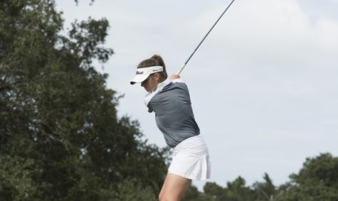 Women's Golf team takes seventh at SSAC Championship