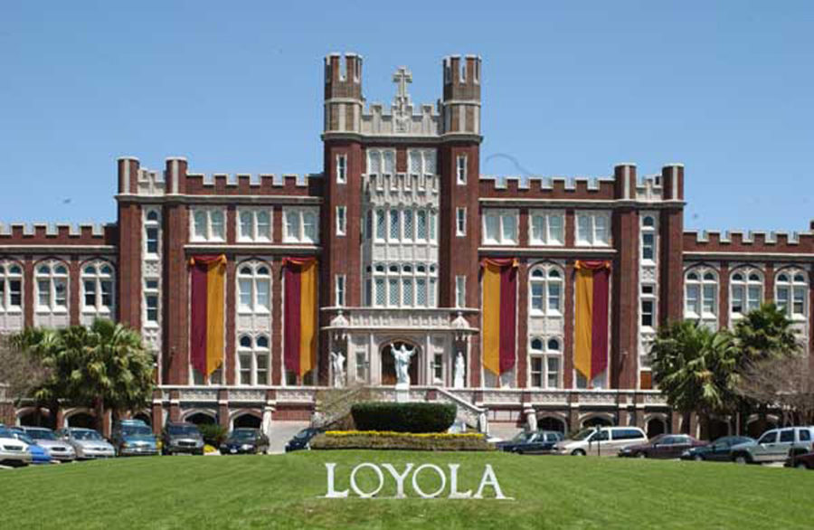 Photo credit: Loyola University New Orleans