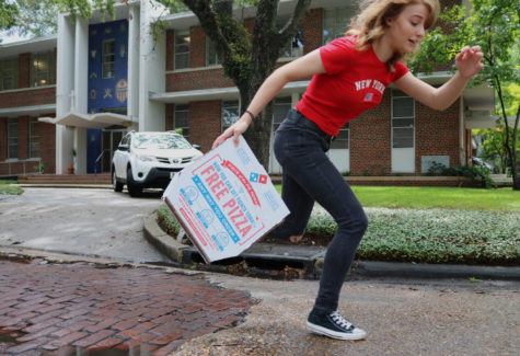 Domino's to aid New Orleans' pothole problem
