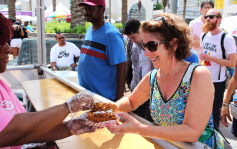 New Orleans flocked to Fried Chicken Fest