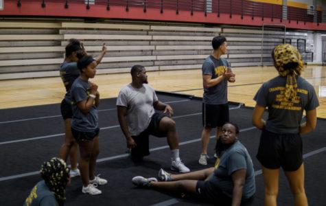 Rummel cheerleaders reunite at Loyola