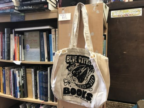 Blue Cypress Books: A decade on Oak Street