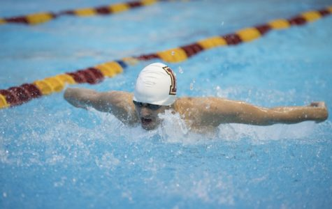 Swim team starts off year with 11 first place finishes