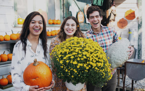 Loyola senior runs pumpkin patch with family