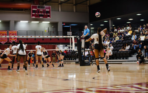 Loyola volleyball takes win by forfeit over Southern University at New Orleans