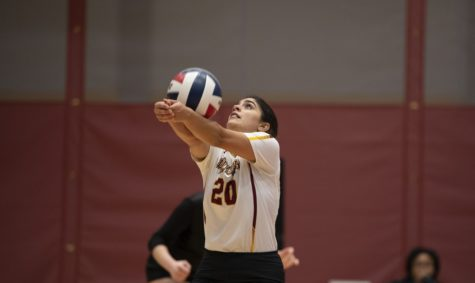 Wolf Pack volleyball finish regular season