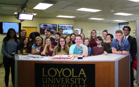 Loyola community spots 'Sneaux' on campus