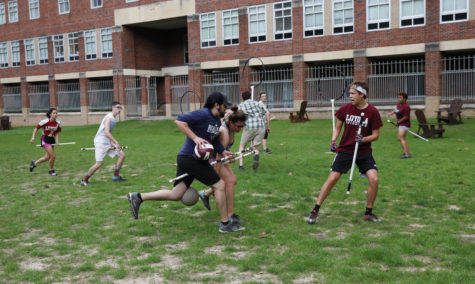 Quidditch team sweeps out the old for a fresh start