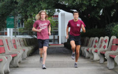 Friendship between two Loyola runners goes beyond the race-trail