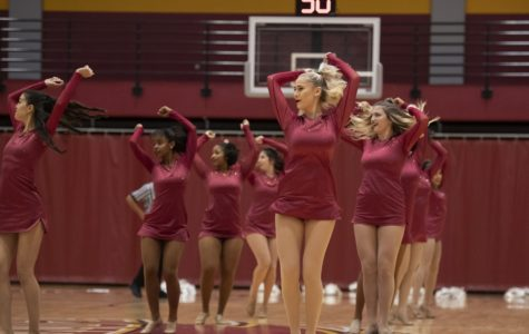Loyola to host conference Cheer and Dance Championships
