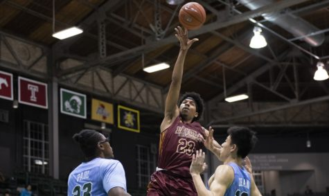Men's basketball notch big win over Dillard University