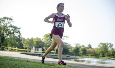 Brief: Cross country hosts Wolf Pack invitational