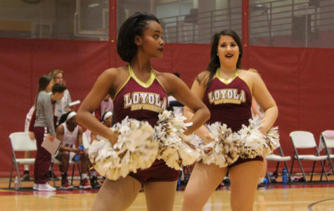 Loyola dancer brings Caribbean ties to dance team