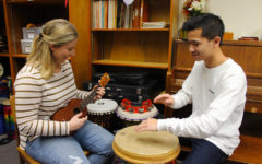 Music therapy makes their voices heard