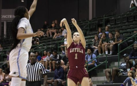 Franckiewicz and Worry lead Loyola to fourth win in a row