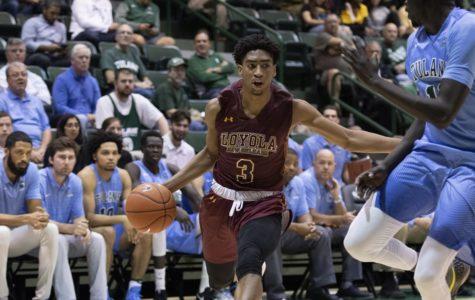 Men's basketball team nearly wins over Stillman College