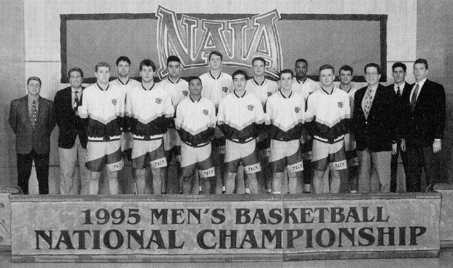 A+photo+of+Loyola+University+New+Orleans%27+1995+men%27s+basketball+team.+The+team+as+well+as+Amy+Danielson%2C+Garkeiva+Council%2C+Gina+Gill+will+be+inducted+into+the+Hall+of+Fame.+Photo+credit%3A+Loyola+University+New+Orleans