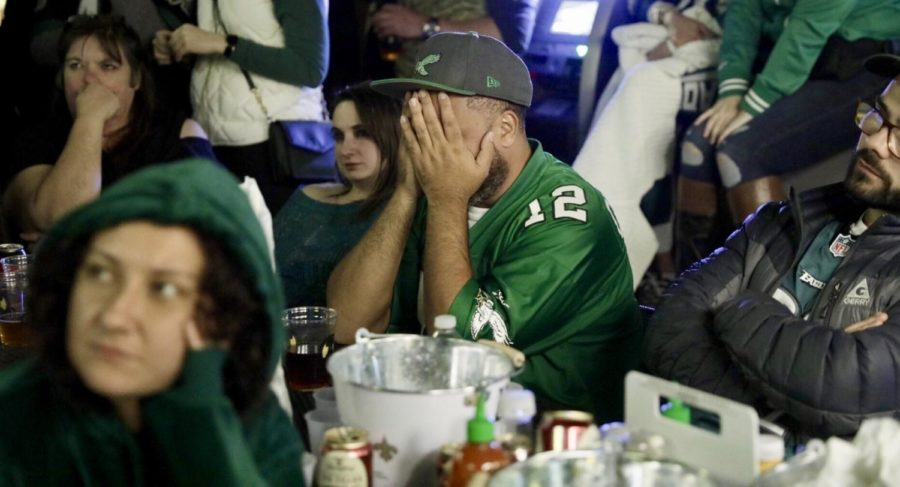 Liberty+Cheesesteak+was+filled+with+disappointed+Philadelphia+Eagles+fans+after+the+New+Orleans+Saints+beat+the+Eagles%2C+20-14.+Photo+credit%3A+Andres+Fuentes