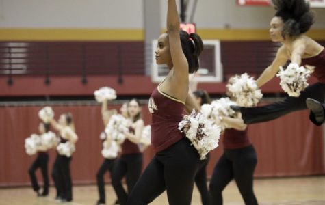 The Den to host conference cheer and dance competitions