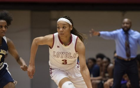 Women's basketball loses first game since Dec. 5