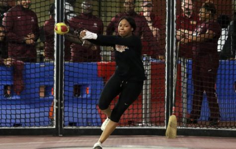 Track and field teams set program records at Samford Invite
