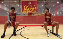 Tale of Two Ballers: Loyola freshmen make their mark on the basketball team