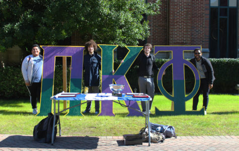 Loyola's Pi Kappa Phi fraternity wins national awards