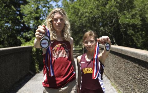 Cross Country athletes sprint towards scholar awards