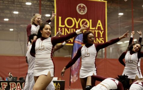 Cheer and dance place high at Regionals
