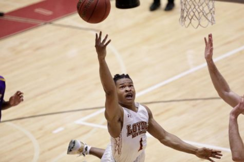 Men's basketball team falls short to Martin Methodist