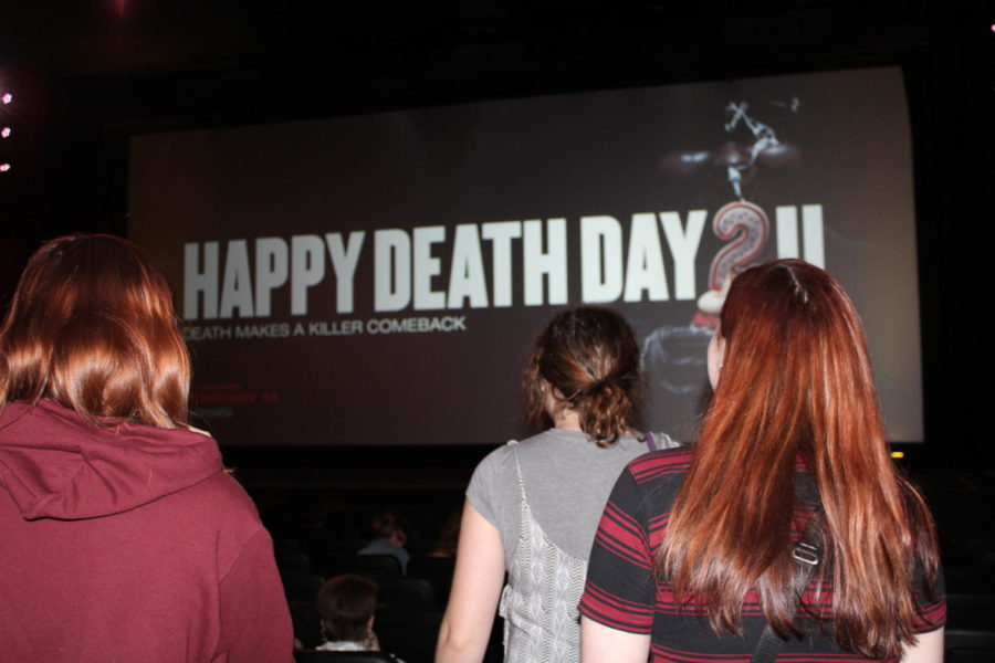 Loyola+students+were+given+the+opportunity+to+see+%22Happy+Death+Day+2U%22+early.+Photo+credit%3A+Hannah+Renton
