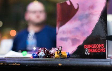 Players are never 'board' at tabletop gaming café