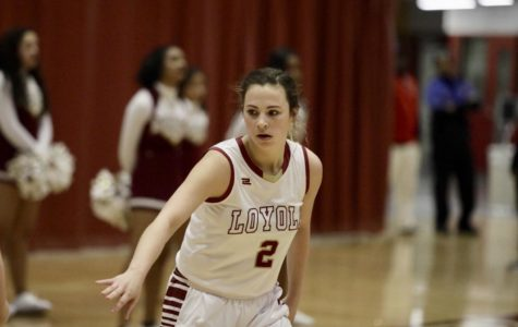 Presley Wascom and Megan Worry help secure Loyola's 9th consecutive win