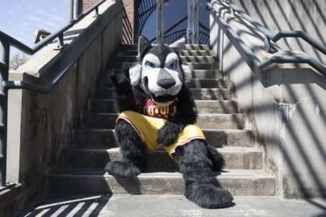 Havoc gets hype for conference mascot challenge