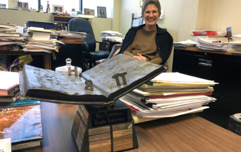 Isabel Medina named faculty member of the year