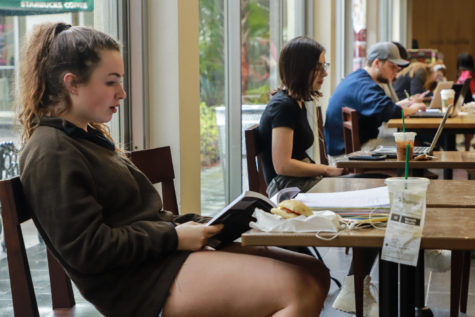 Column: Uptown offers variety of food options for students