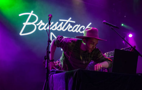 """Review: Brasstracks' Vibrant tour brings """"future brass"""" sound to the Big Easy"""