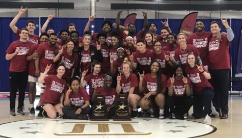 Women's basketball wins third conference title in four years