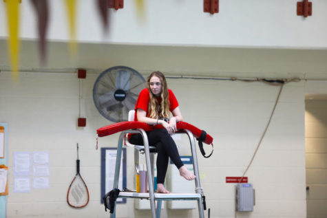 Robyn Caire tells the life of a Loyola lifeguard