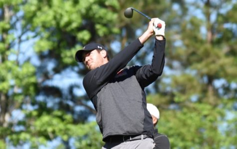 Men's golf team finishes in fifth place at the conference tournament