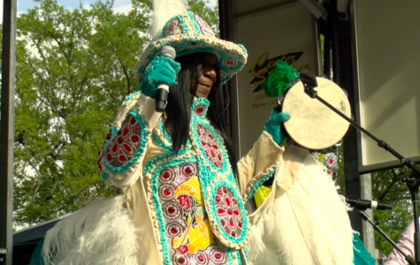 World Rhythms Festival celebrates African influence in New Orleans