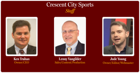 Wolf Pack leads Crescent City Sports