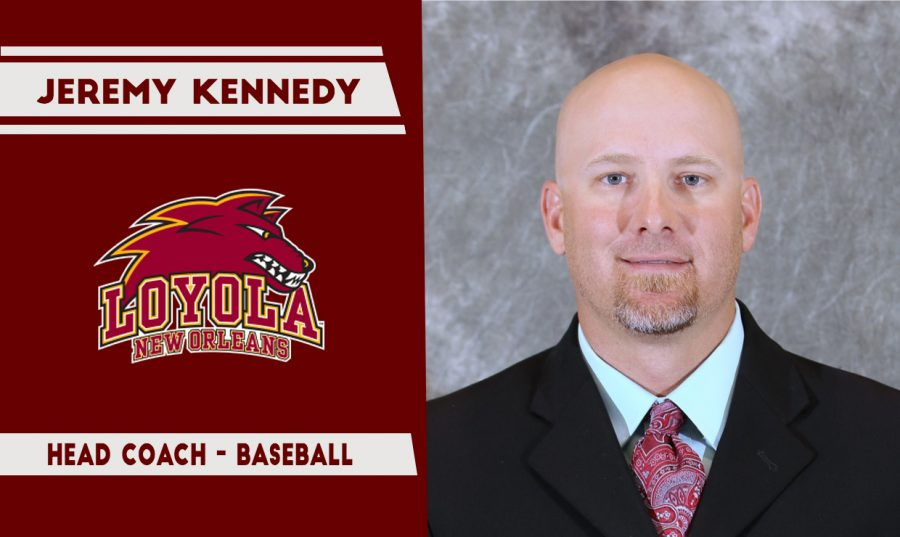 Jeremey+Kennedy+was+named+head+coach.+Kennedy+previously+worked+for+Keiser+University.