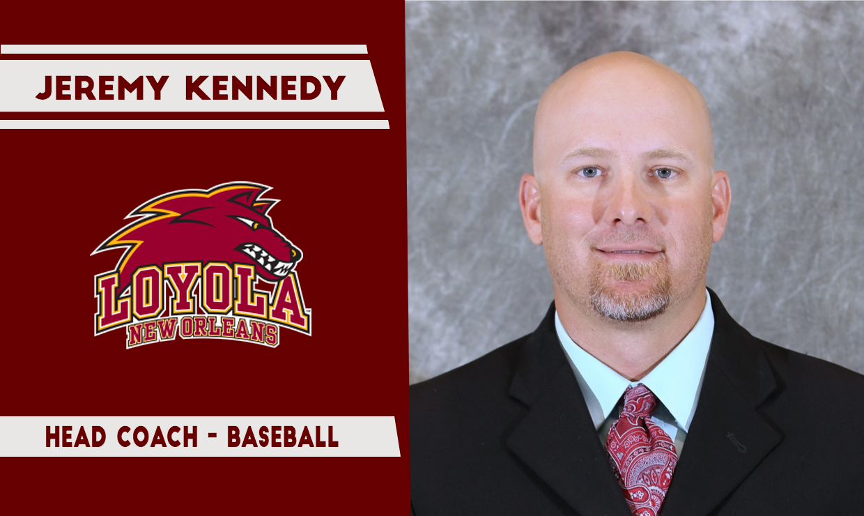 Jeremey Kennedy was named head coach. Kennedy previously worked for Keiser University.