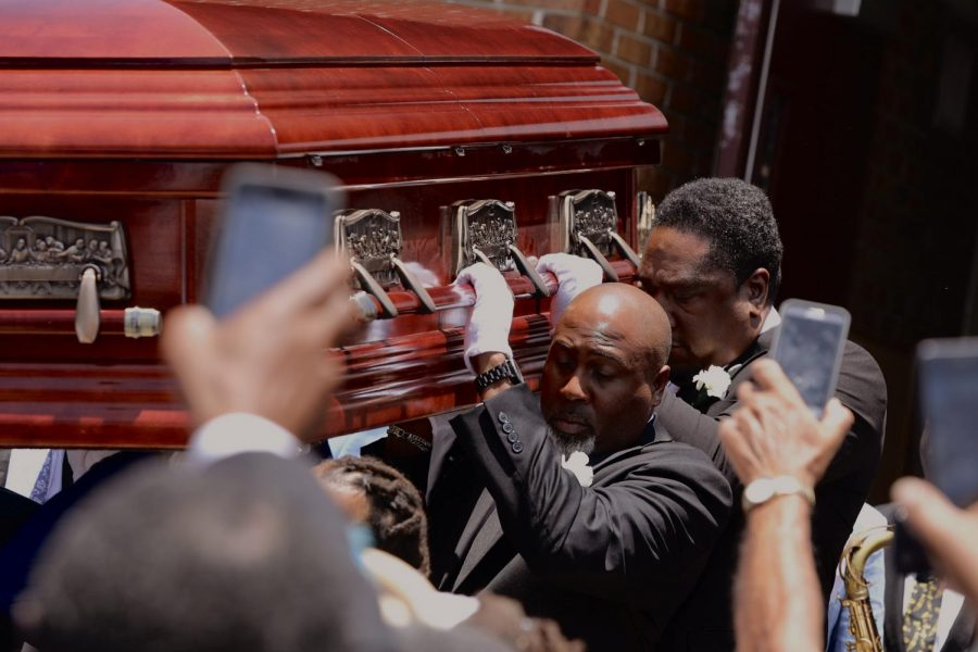 New Orleans learns to live without musical icons after losses